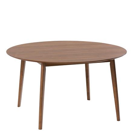 SEVA rundt spisebord Ø100 cm valnød