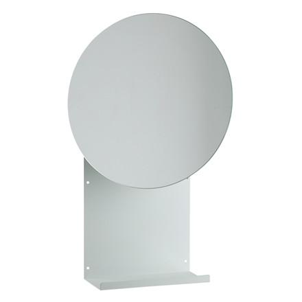 SHAPE IT spejl Ø 45 hvid