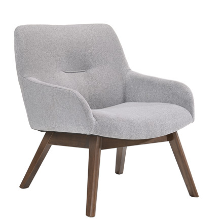 TEVA loungestol grå