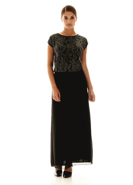 CRÉTON DE LUXE Zulana lang kjole