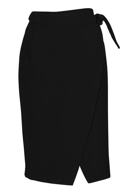 CRÉTON Kirae slå-om nederdel