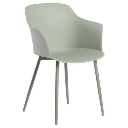 ELLIPSE spisebordsstol grøn
