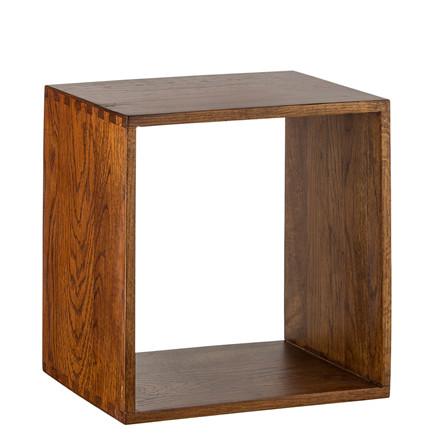 SHAPE IT bogkasse valnød 29 x 29 cm