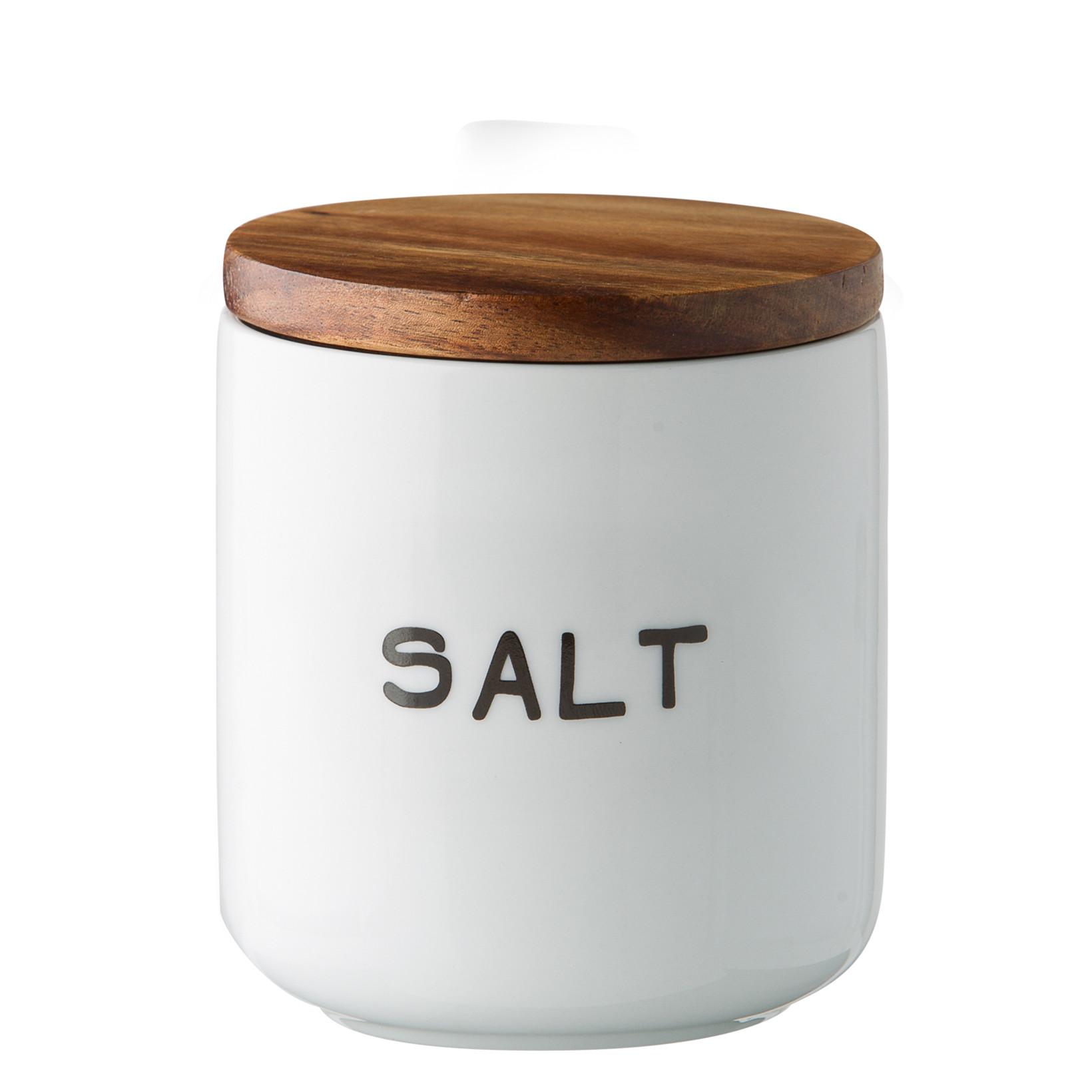 OPENMIND Krus m. acacia låg - Salt