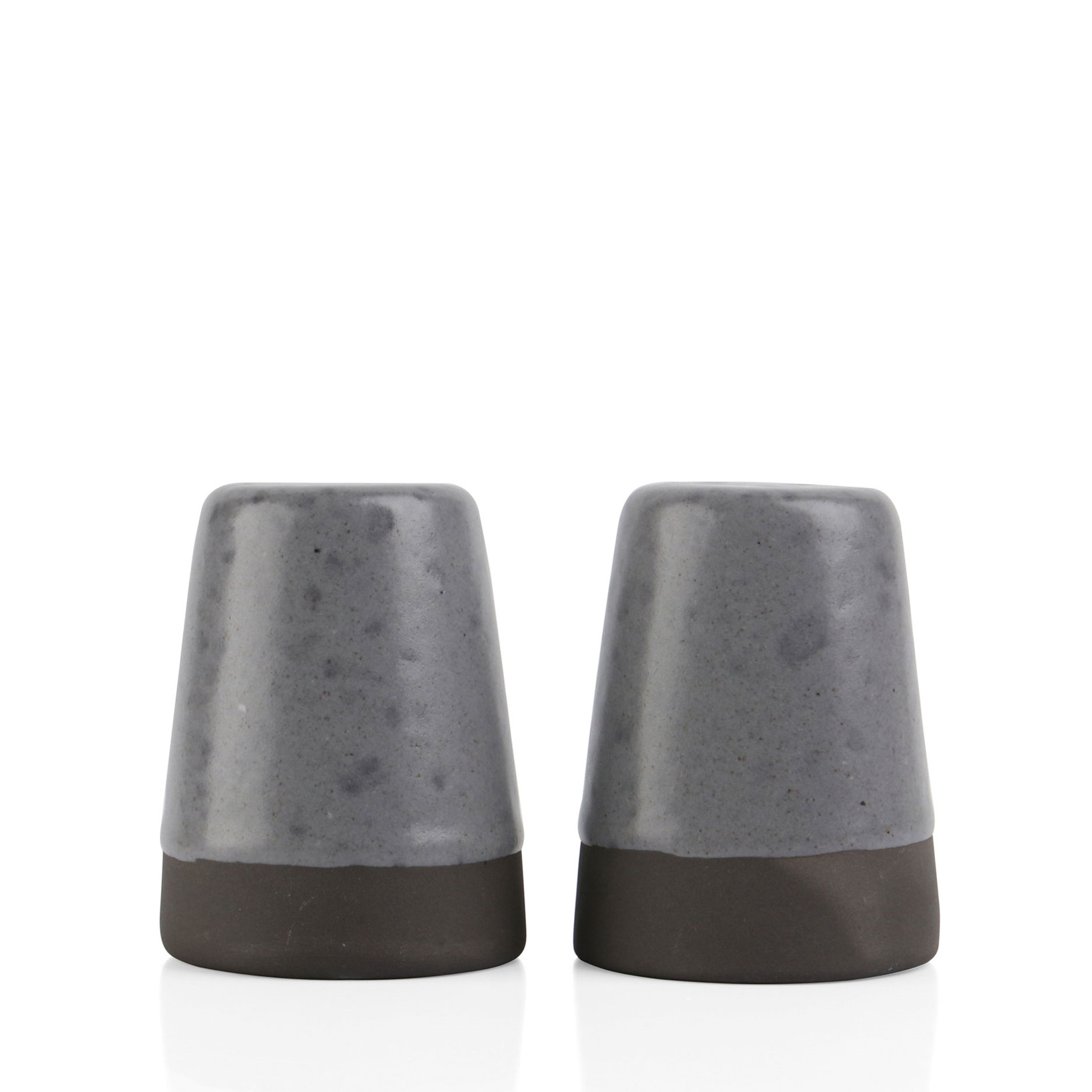 04e9b0e1e34f AIDA RAW salt og peber sæt grå spotted