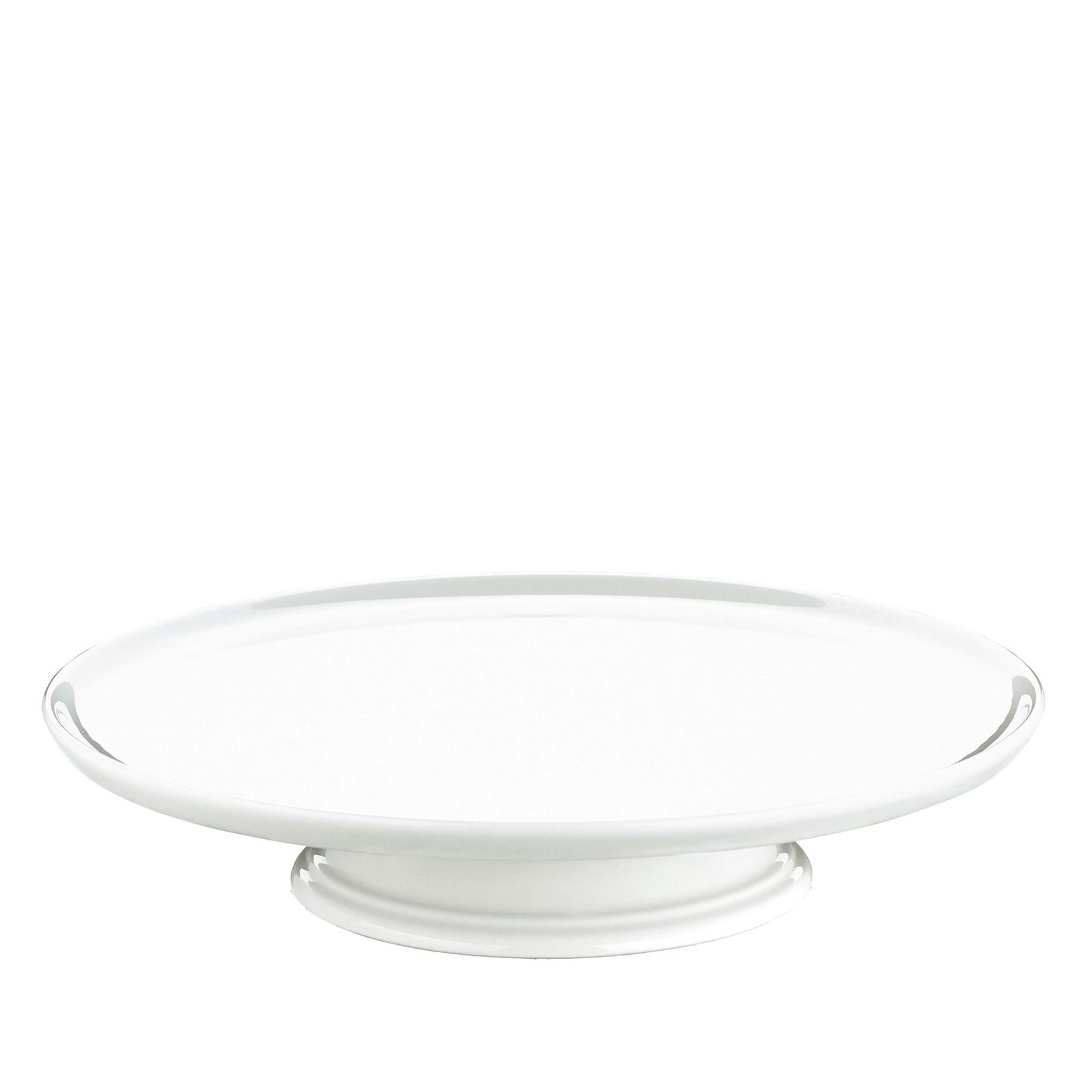 8c9a248247b Pillivuyt kagefad på fod 30 cm hvid » Køb her