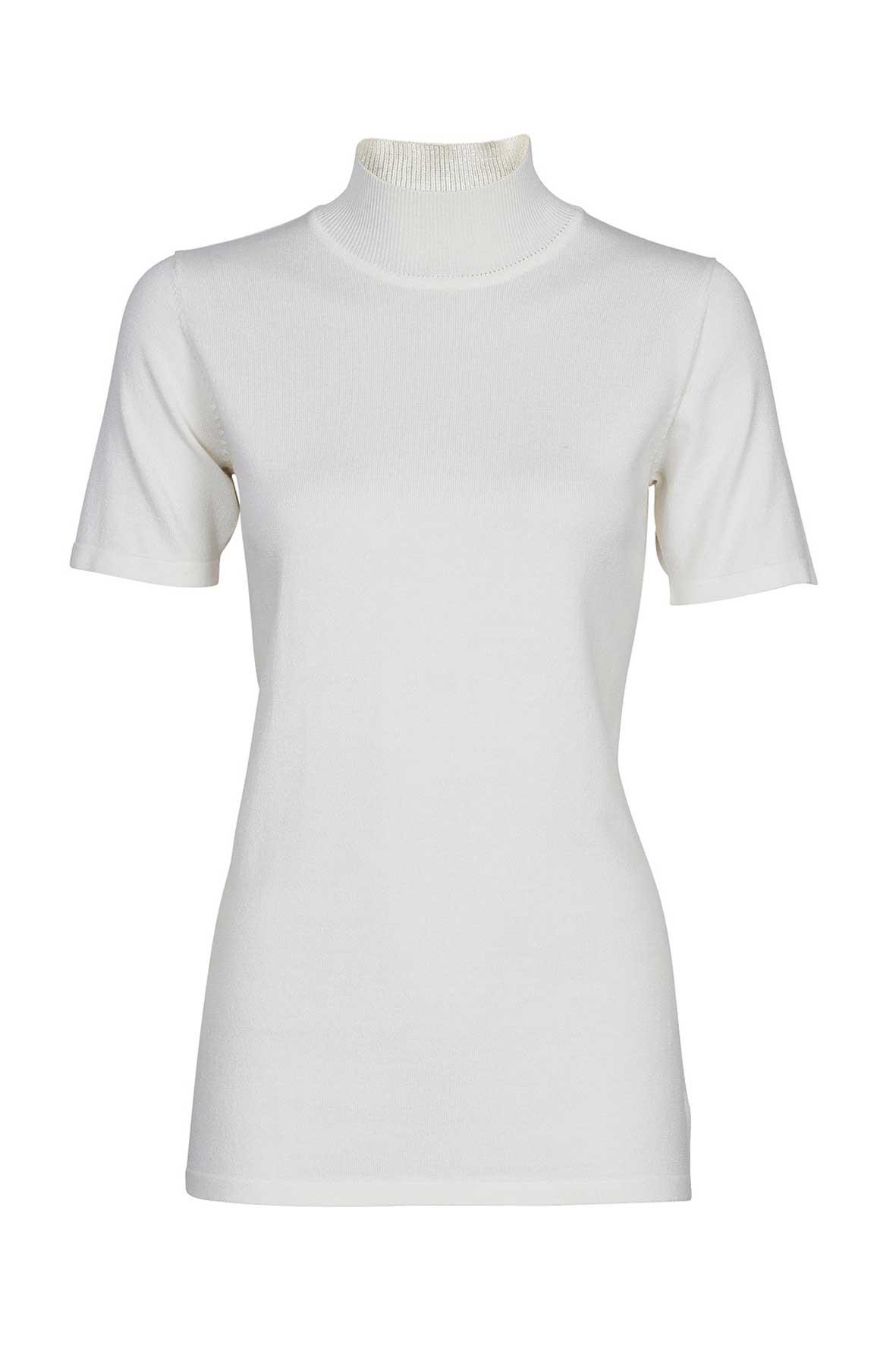 CRÉTON Binna turtleneck bluse X01 L