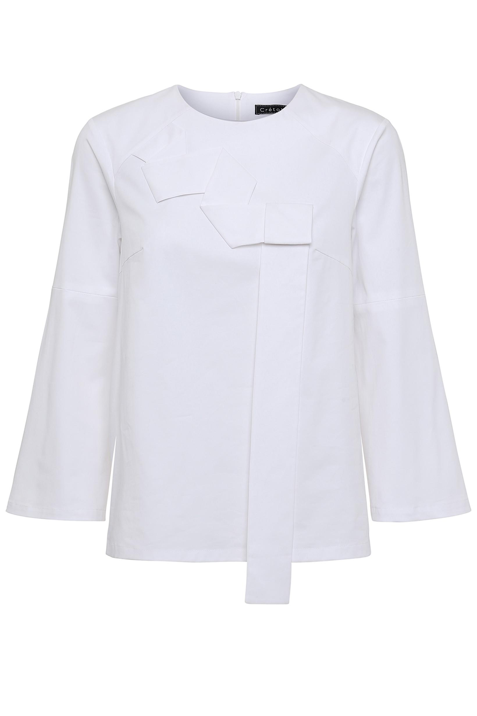 CRÉTON Almond bluse X01 34