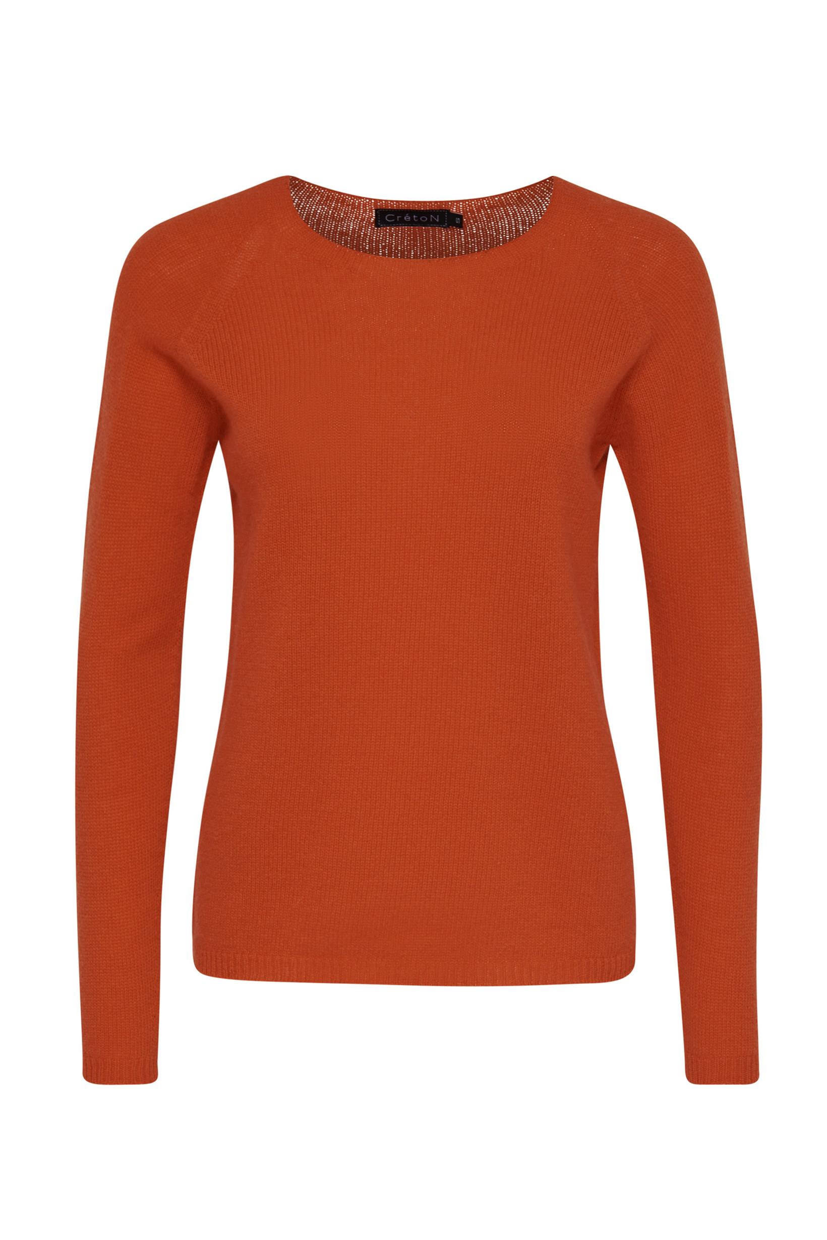 CRÉTON Linea kashmir sweater 480 S