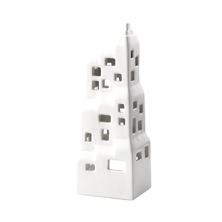 CRÉTON MAISON New York skyskraber H 19 cm