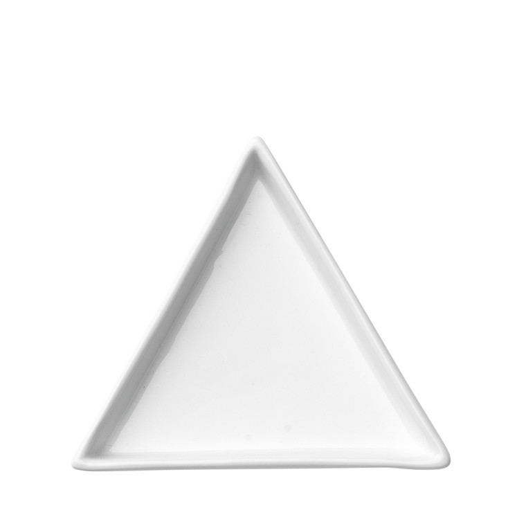 OPENMIND trekantet fad