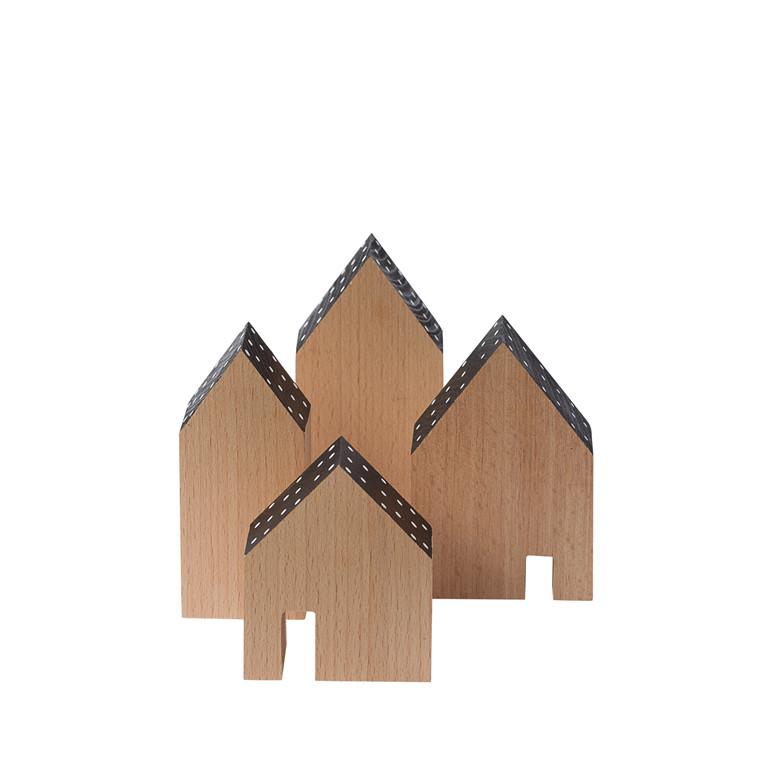 OPENMIND træhuse
