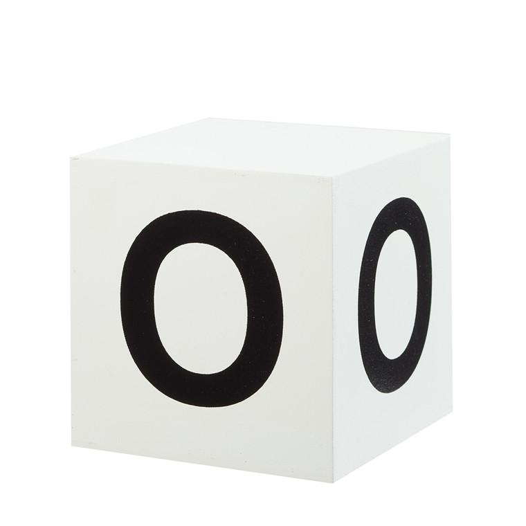 OPENMIND kube i træ O