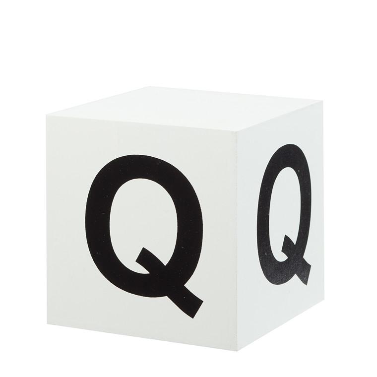 OPENMIND kube i træ Q