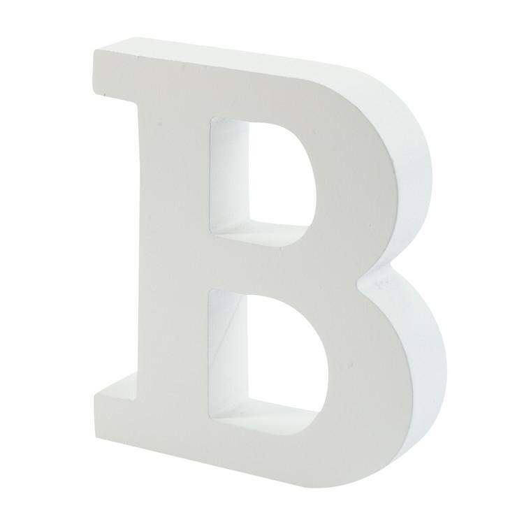 OPENMIND bogstav i træ B