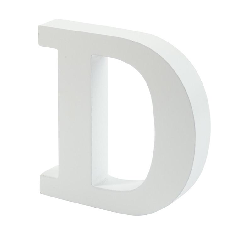 OPENMIND bogstav i træ D