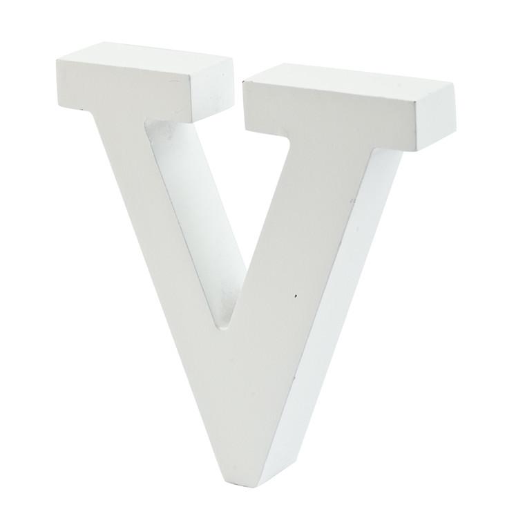 OPENMIND bogstav i træ V