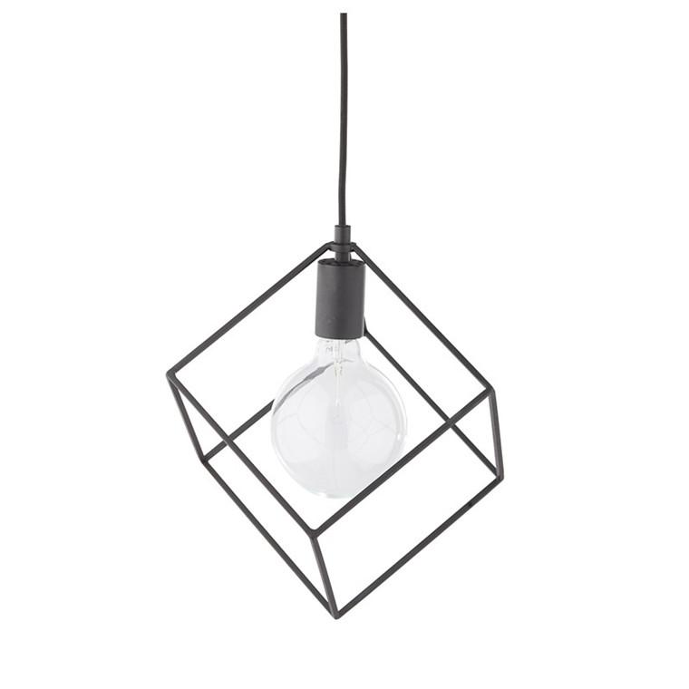 CRÉTON MAISON Cube loftlampe lille model