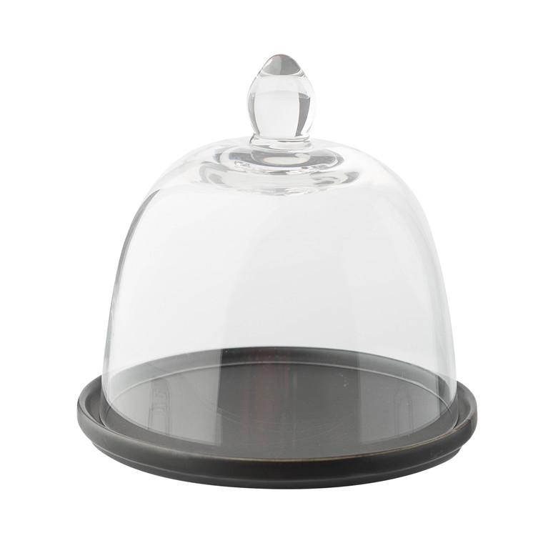 CRÉTON MAISON Osaka Black glas kuppel