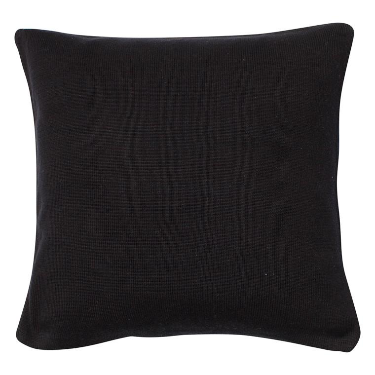 CRÉTON MAISON Plain knit pude 50 x 50 cm