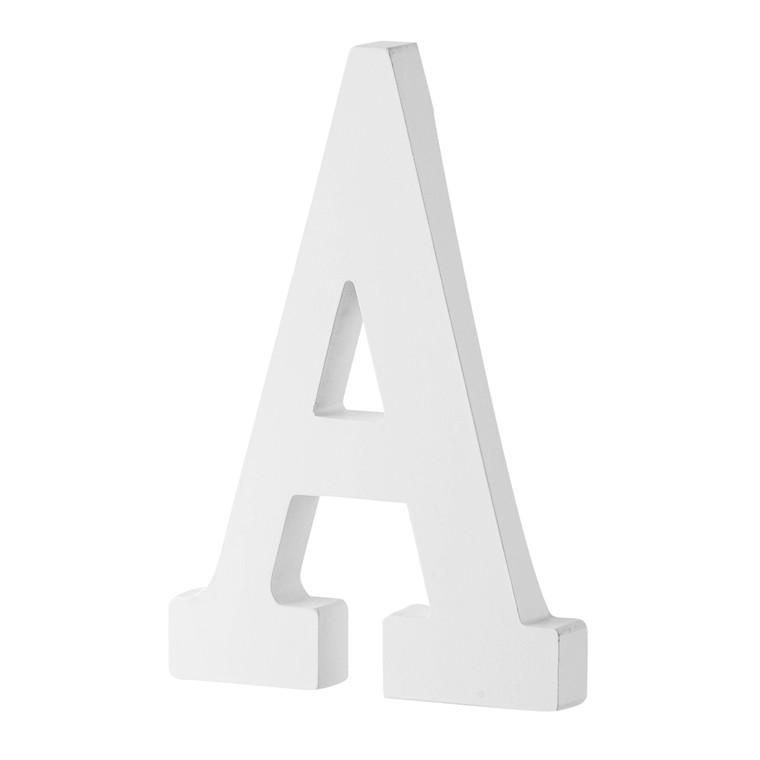 OPENMIND Stort bogstav A H 30 cm