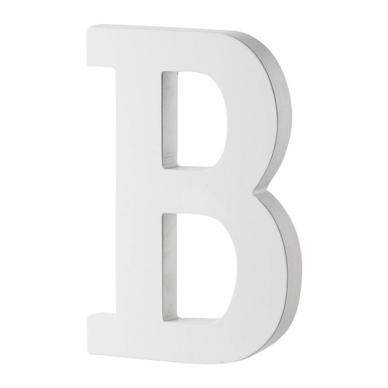 OPENMIND Stort bogstav B H 30 cm