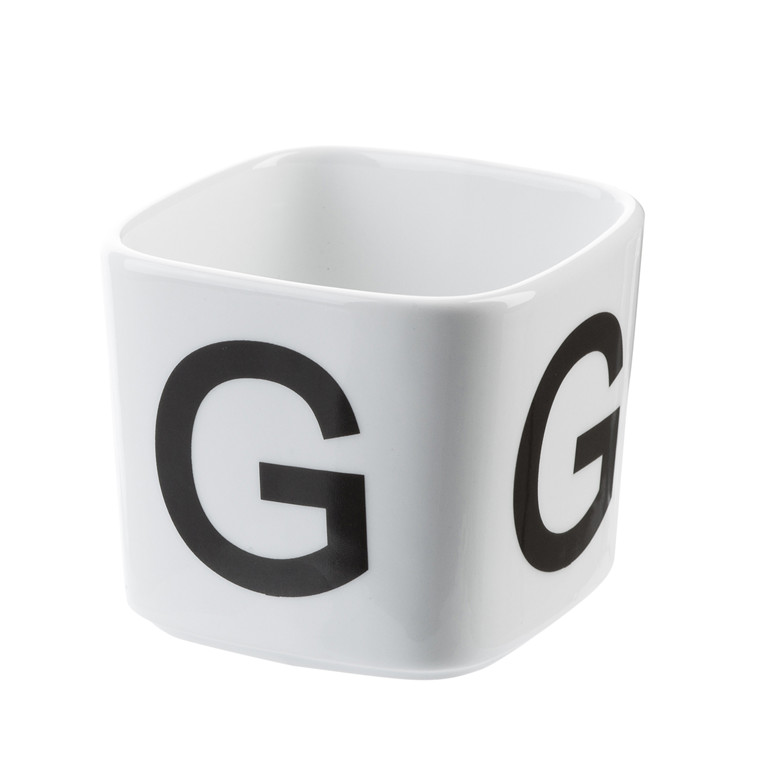 OPENMIND Alphabet G urtepotte