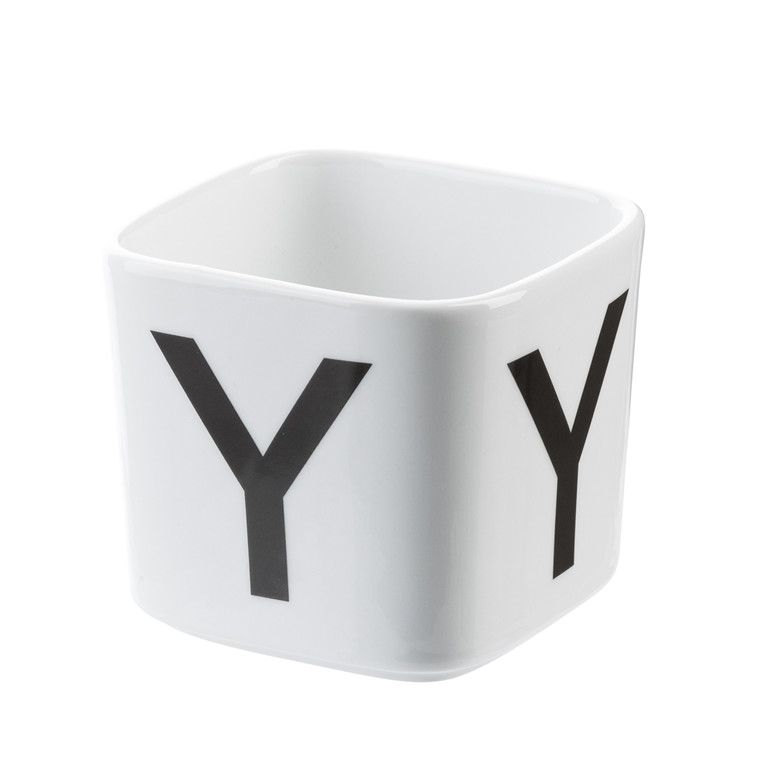 OPENMIND Alphabet Y urtepotte