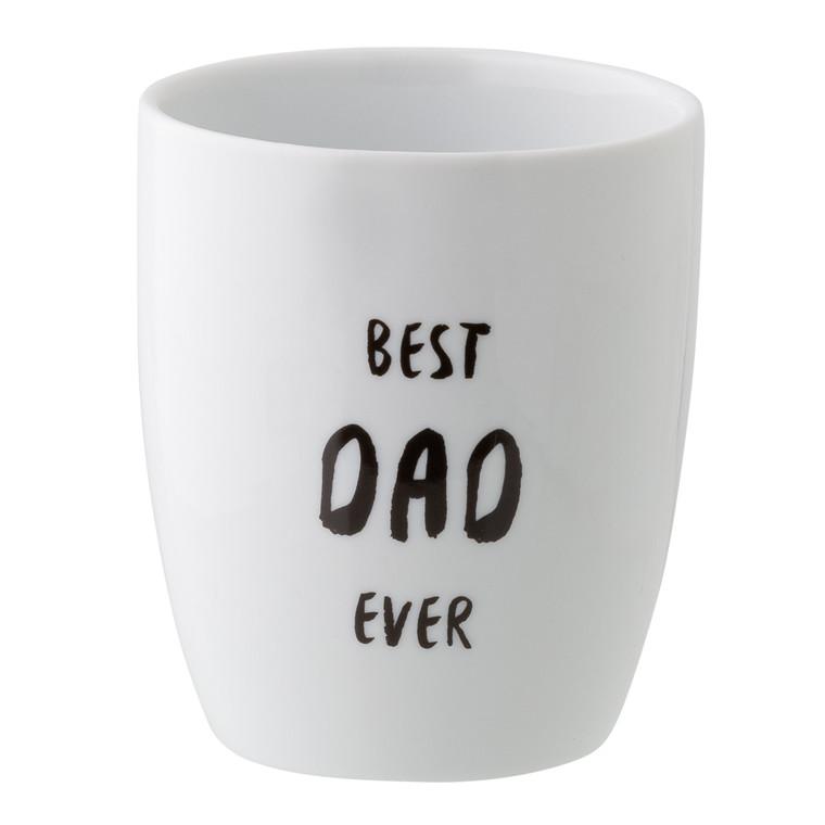OPENMIND Krus med tekst - Best dad ever
