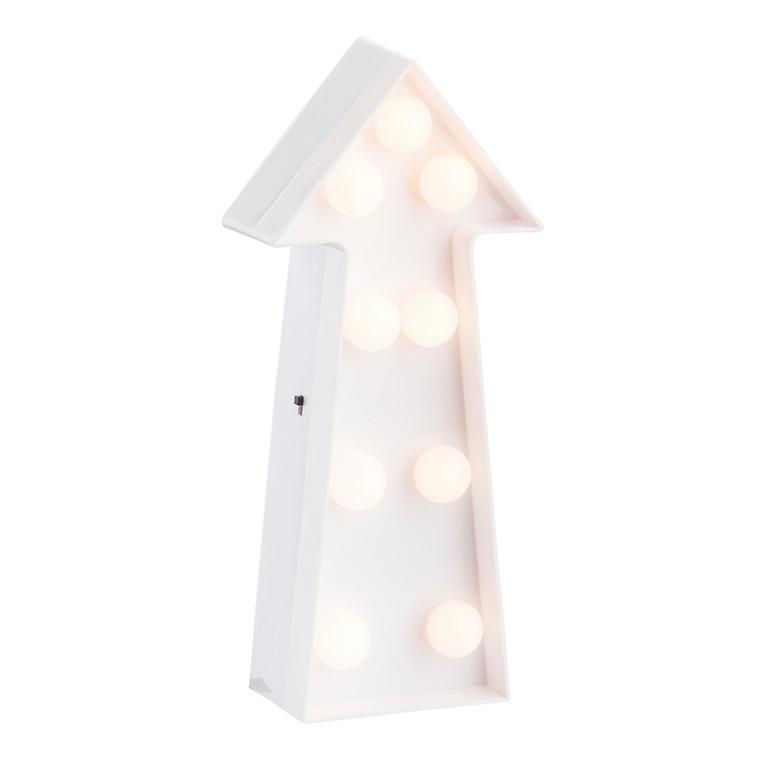 CRÉTON MAISON Pil lampe LED