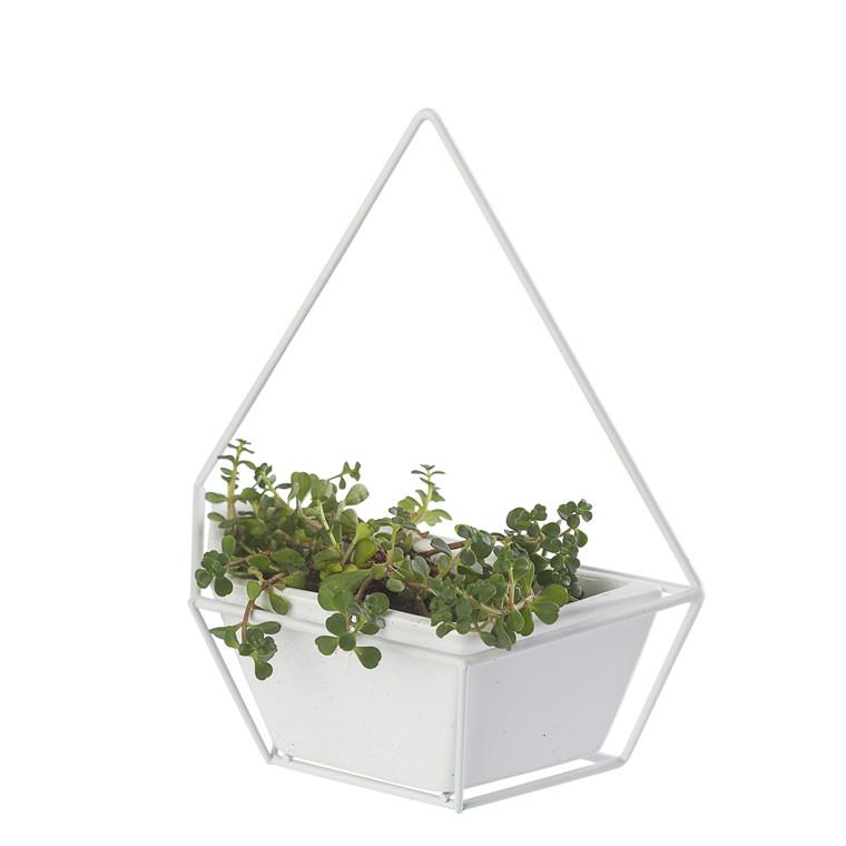 OPENMIND Abbey urtepotte med ophæng lille