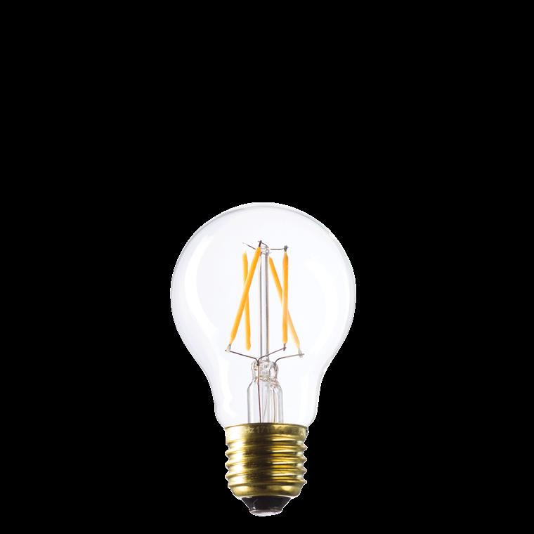 CRÉTON MAISON LED pære Ø 6 cm
