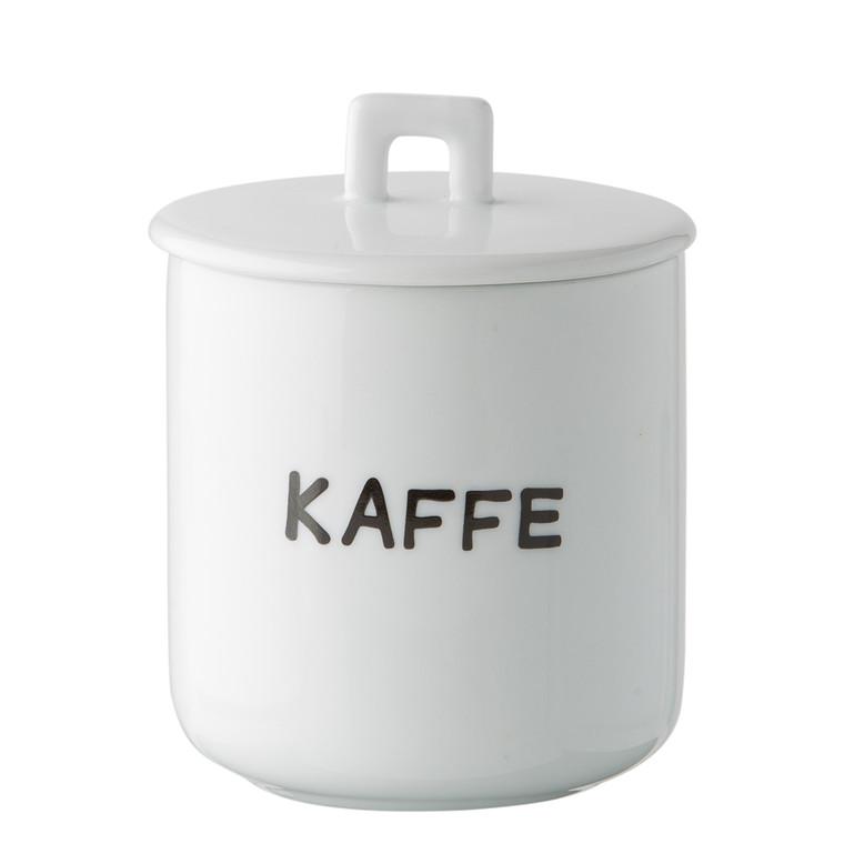 OPENMIND Krus m. porcelænslåg - Kaffe