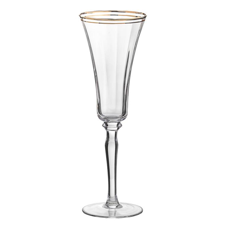 CRÉTON MAISON Memory champagneglas 2 stk.