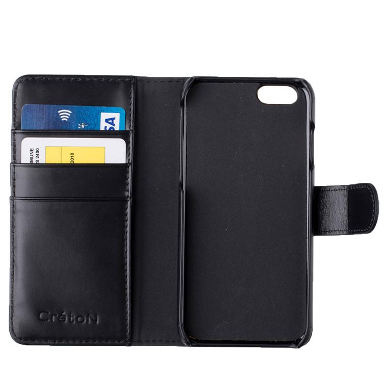 CRÉTON MAISON iPhone 6 læderetui m. kortholder