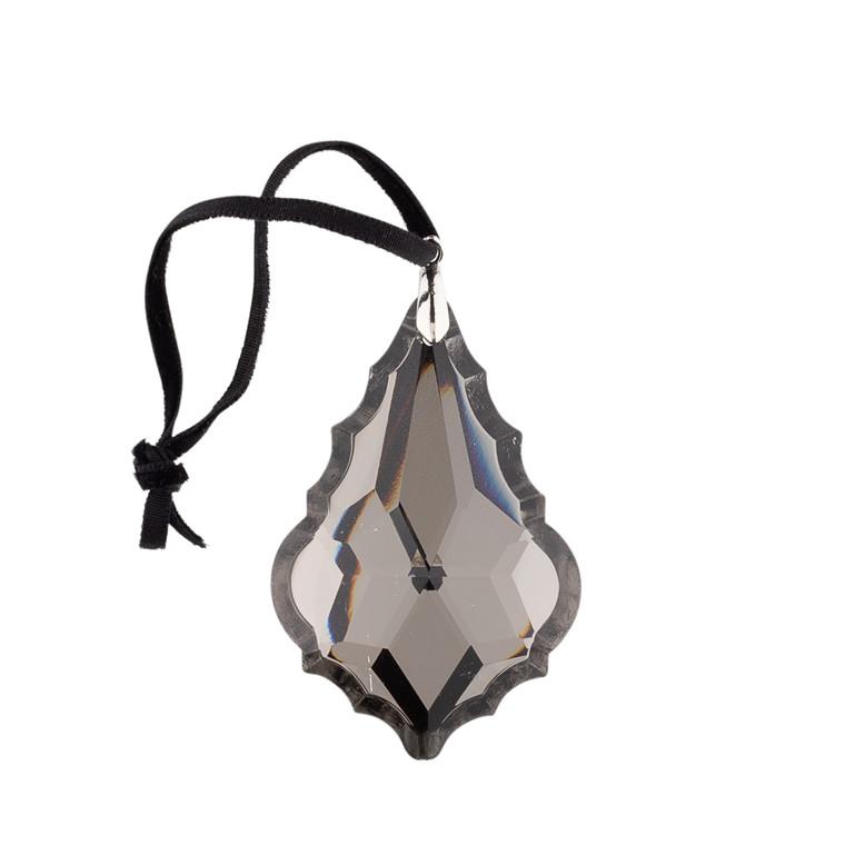 OPENMIND Krystal ornament leaf