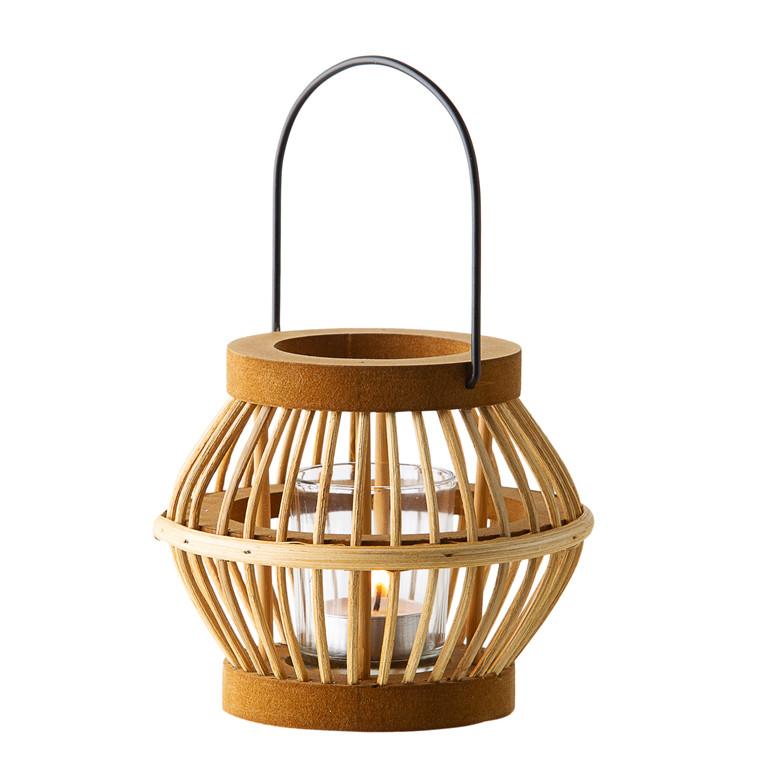 SINNERUP rattan mini lanterne