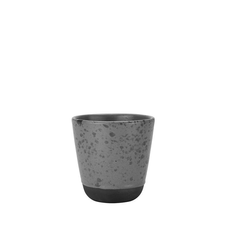 AIDA RAW krus grå spotted