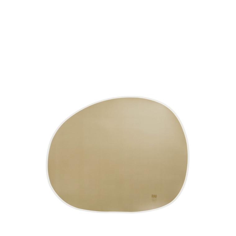 AIDA RAW dækkeserviet organic beige