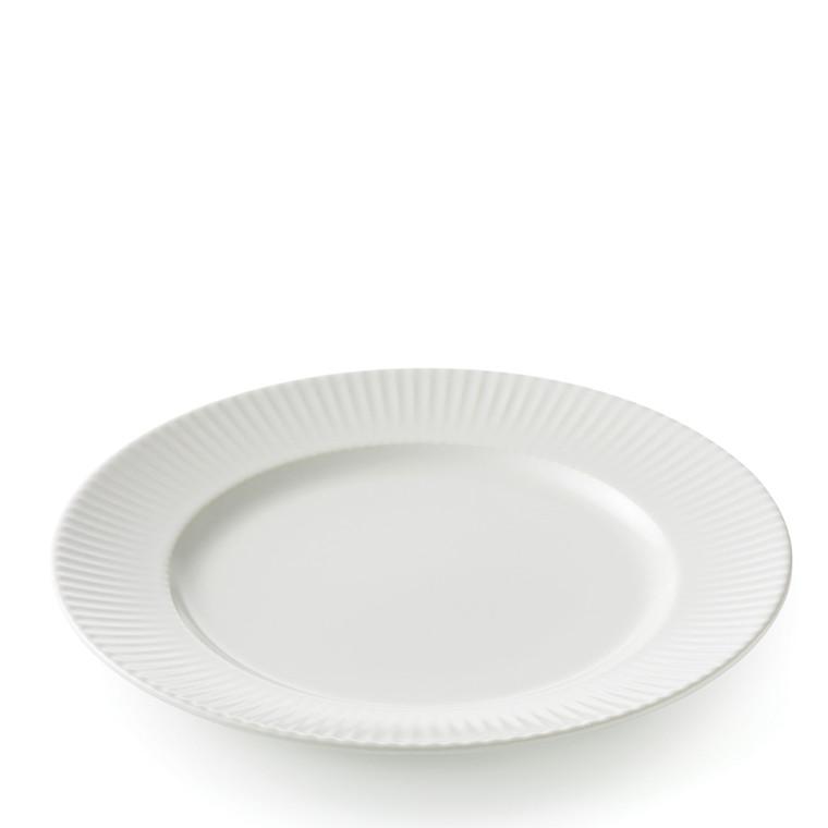 AIDA Groovy frokosttallerken hvid