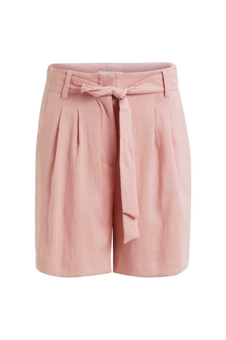 VILA Vimela shorts rosa