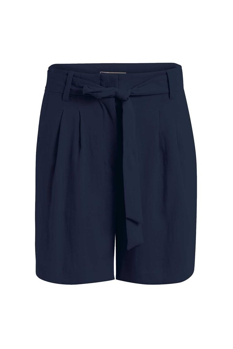 VILA Vimela shorts navy