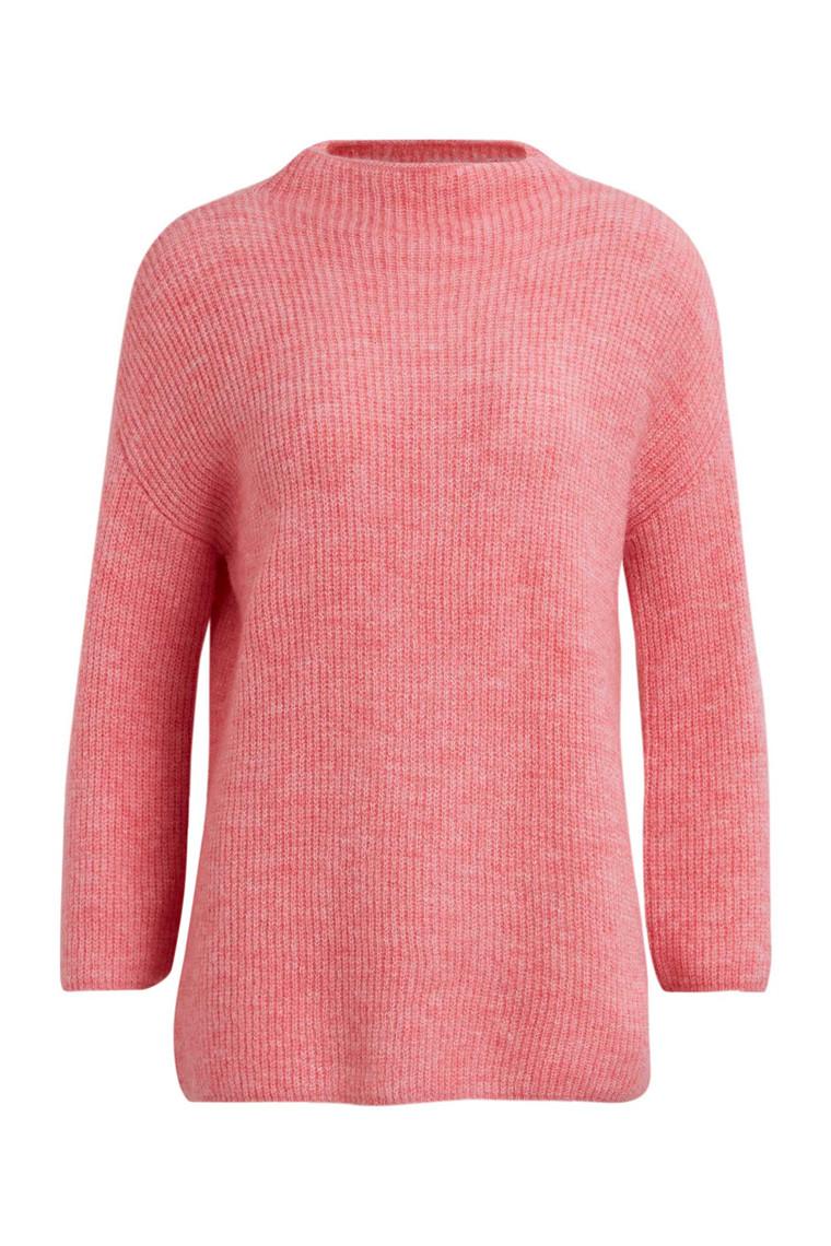 VILA Vimium knit top pink
