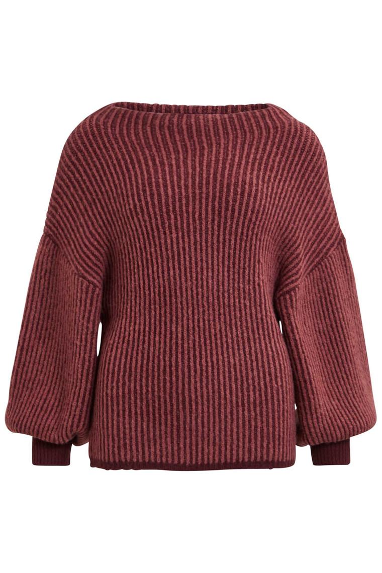 VILA Visammi knit top