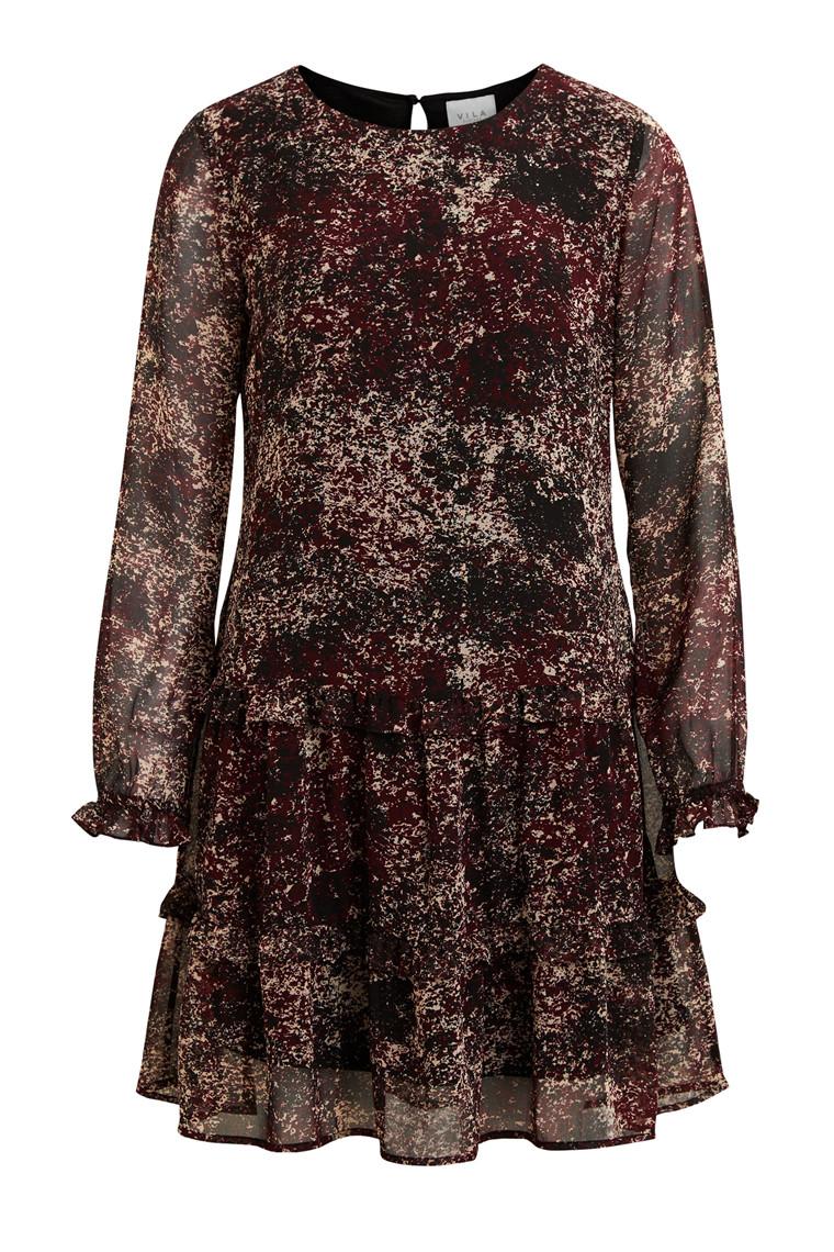 VILA Vispotties dress