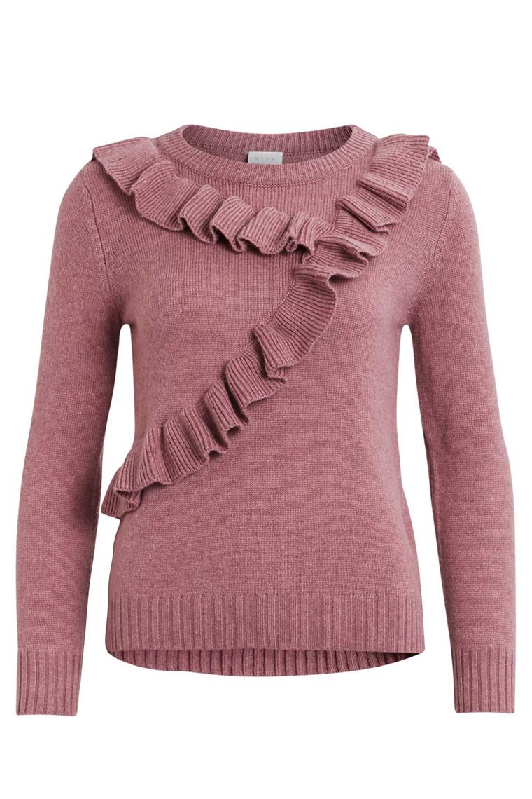 VILA Vikarlina knit top