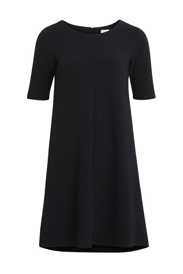VILA Vicaro a-shape jersey dress