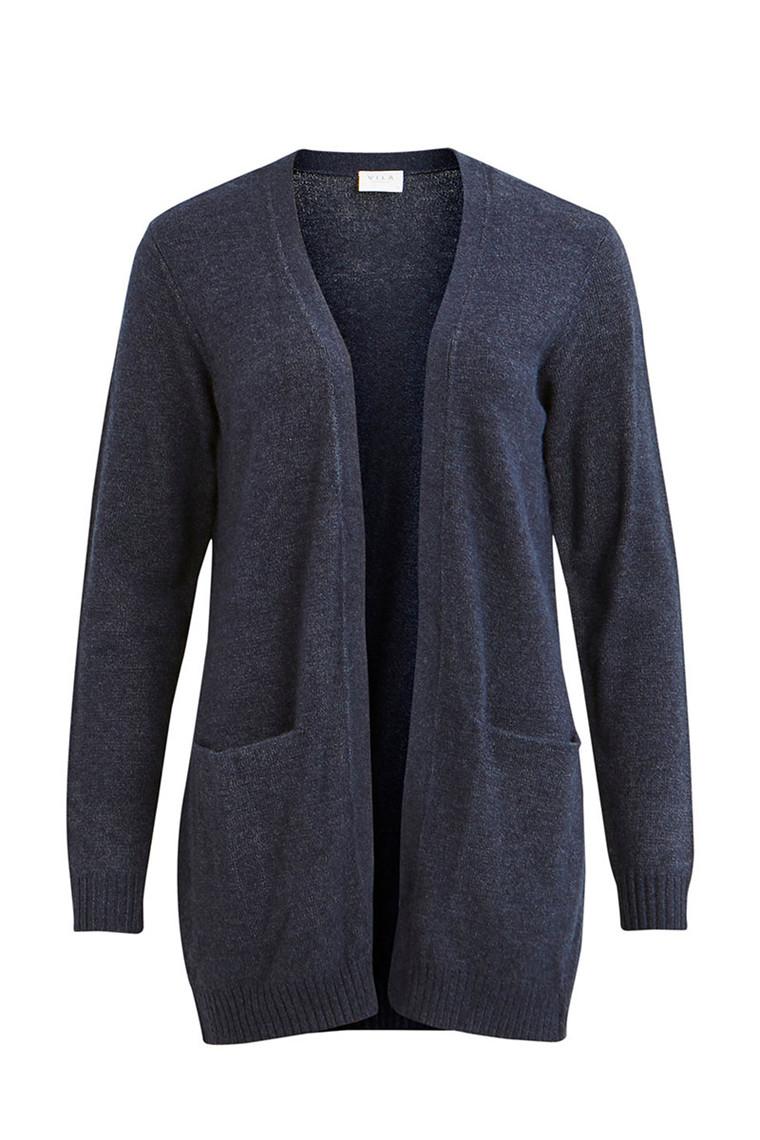 VILA Viril open knit cardigan