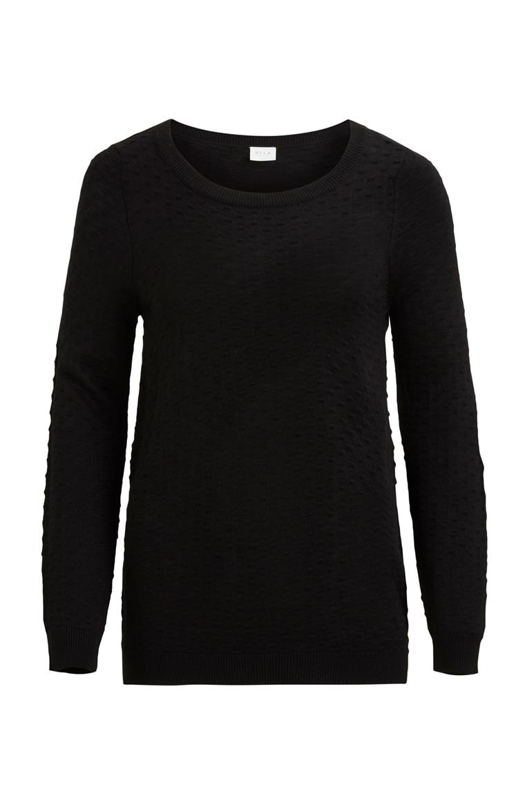 VILA Visarafina knit top