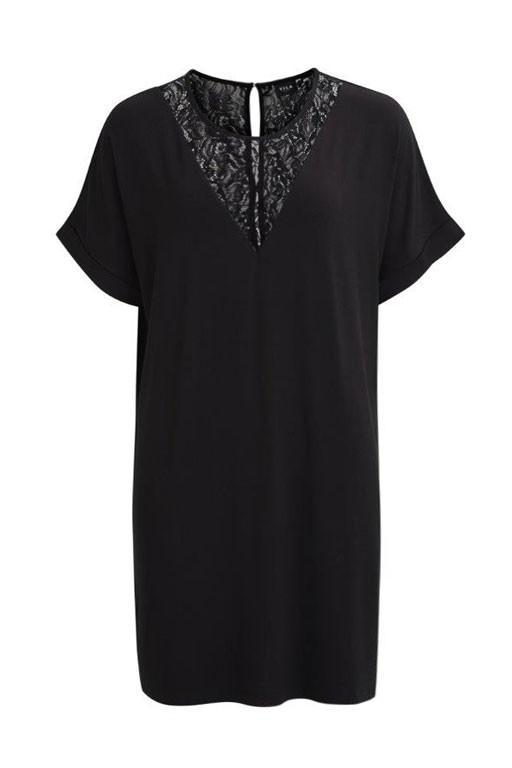 VILA Vigira lace dress